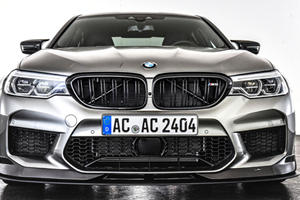 AC Schnitzer BMW M5 Has Officially Arrived