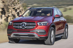 2020 Mercedes GLE Starts Two Grand Less Than The Outgoing Model
