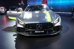2019 Mercedes-AMG GT R Pro Most Hardcore Model Yet