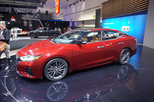 2019 Nissan Maxima Arrives With Fresh New Look