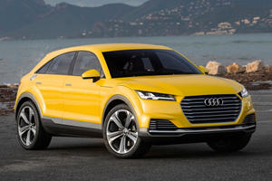 2020 Audi Q4 Will Be A Smaller And Sexy Q8 Alternative