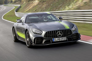 Hardcore Mercedes-AMG GT Black Series Is Still Coming