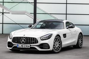 Mercedes Rolls Out Enhanced AMG GT In LA