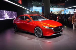 Say Hello To The All-New 2019 Mazda3