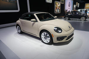 Volkswagen Beetle Final Edition Bids Farewell To An Icon