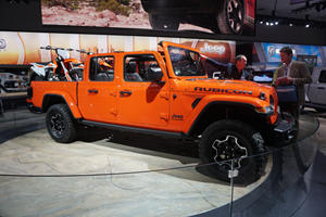 Jeep Tells Us Why The Gladiator Is Set To Dominate