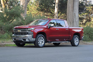 2019 Chevrolet Silverado 1500 Test Drive Review: Sticking To A Classic Recipe