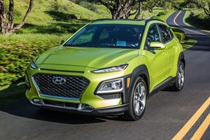 Hyundai Tells Us An SUV Below The Kona Makes Sense