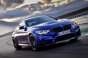 New BMW M4 Won't Ditch Manual Transmission