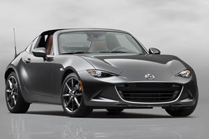 Mazda In No Rush To Build EVs