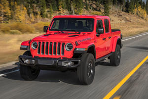 Here's Why The Jeep Gladiator Isn't Called The Scrambler