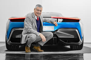 Pininfarina Boss: 1,900 HP PF0 EV Hypercar Is Only The Beginning
