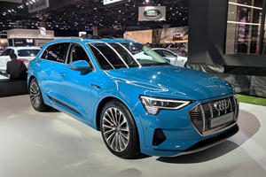 Audi Tells Us Customers Are Spending Big On New e-trons