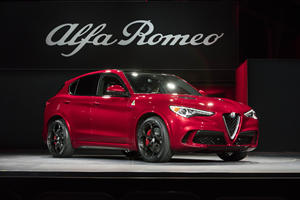 Fiat-Chrysler Proposes New Plans Including An Alfa Romeo Hybrid SUV