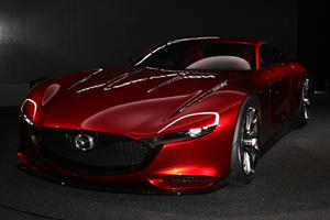Mazda RX-Vision Concept Still Has A Production Chance?