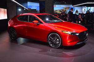 America's New Mazda3 Will Come With These Two Engines Only