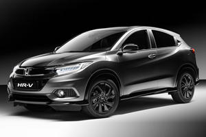 Honda Stuffed The Civic's 155 HP Turbo Four In The HR-V Crossover
