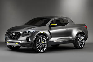 Hyundai Told Us What Type Of Truck It's Building For America