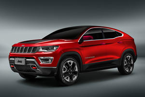 Should Jeep Build A Fastback Crossover?