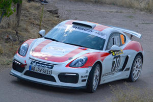 Porsche Needs 100 Buyers To Make The Cayman GT4 Rally Car Happen