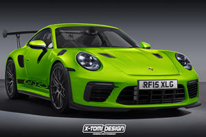 The All-New Porsche 911 GT3 RS Will Look Just Like This