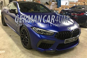 LEAKED: This Is BMW's Ultimate Flagship, The M8 Competition