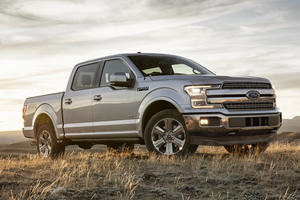 Ford Keeps Selling Trucks Hand Over Fist