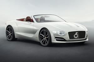 "Bentley's First Electric Car Will ""Redefine Grand Touring"""