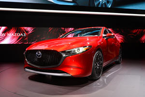 There's A Good Reason Why People Are Split On The New Mazda3's Design