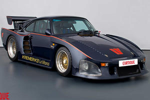 This Ultra-Rare Porsche 935 Racer Is Road Legal