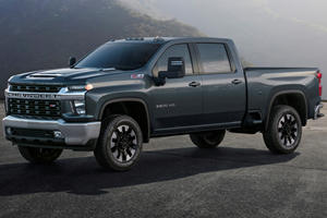 2020 Chevrolet Silverado HD Has A Crazy Amount Of Torque