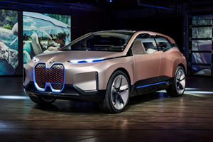 Production BMW iNext Will Look Like Polarizing Concept
