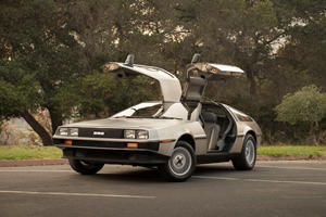 This Delorean DMC Has Come Back From The Past