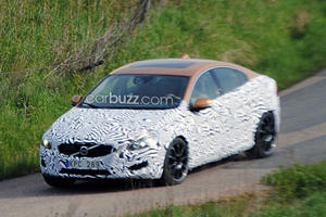 Spied: Volvo S60 on the Road