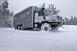The Ultimate Luxurious Hunting Vehicles on the Planet