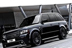 Revealed: A Kahn Design's Range Rover Westminster Black Label Edition
