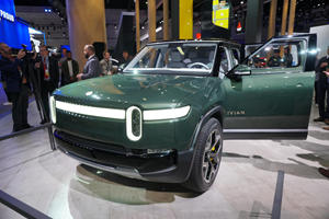 Rivian Wants To Make An Insanely Powerful Electric Rally Car