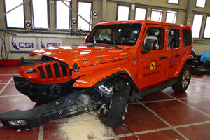 2019 Jeep Wrangler Receives Dismal One-Star Safety Rating