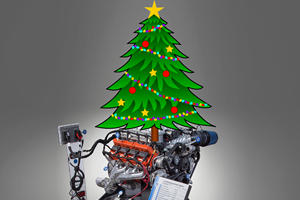 Mopar Wants To Put A Hellcat Engine Under Your Tree For Christmas