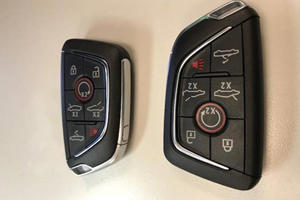 Is This The New Corvette's Key Fob?