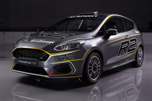 New Ford Fiesta R2 Is Perfect For Aspiring Rally Drivers
