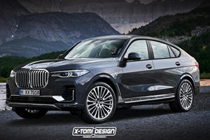 BMW Already Discussing A Model Above The X7