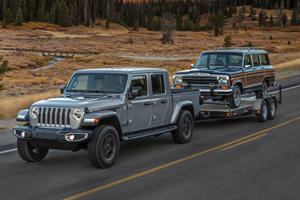 Jeep Gladiator Won't Get The Wrangler's Turbo Engine