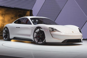 Porsche Already Boosting Taycan Production