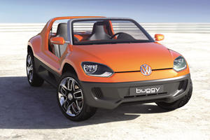 Volkswagen Building Retro-Inspired Electric Beach Buggy