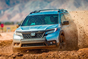 All-New 2019 Honda Passport Has Already Started Production