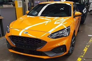This Is The 2019 Ford Focus ST