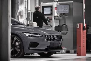 Polestar 1 Aims For Ultimate Driving Experience
