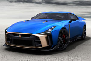 Good News: The Gorgeous Nissan GT-R50 Enters Production