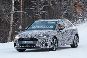Here's Your First Look At The All-New Audi A3